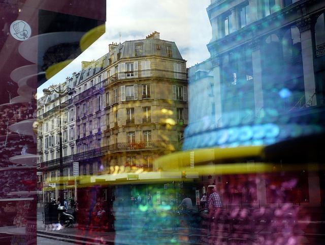 Sequins in Paris